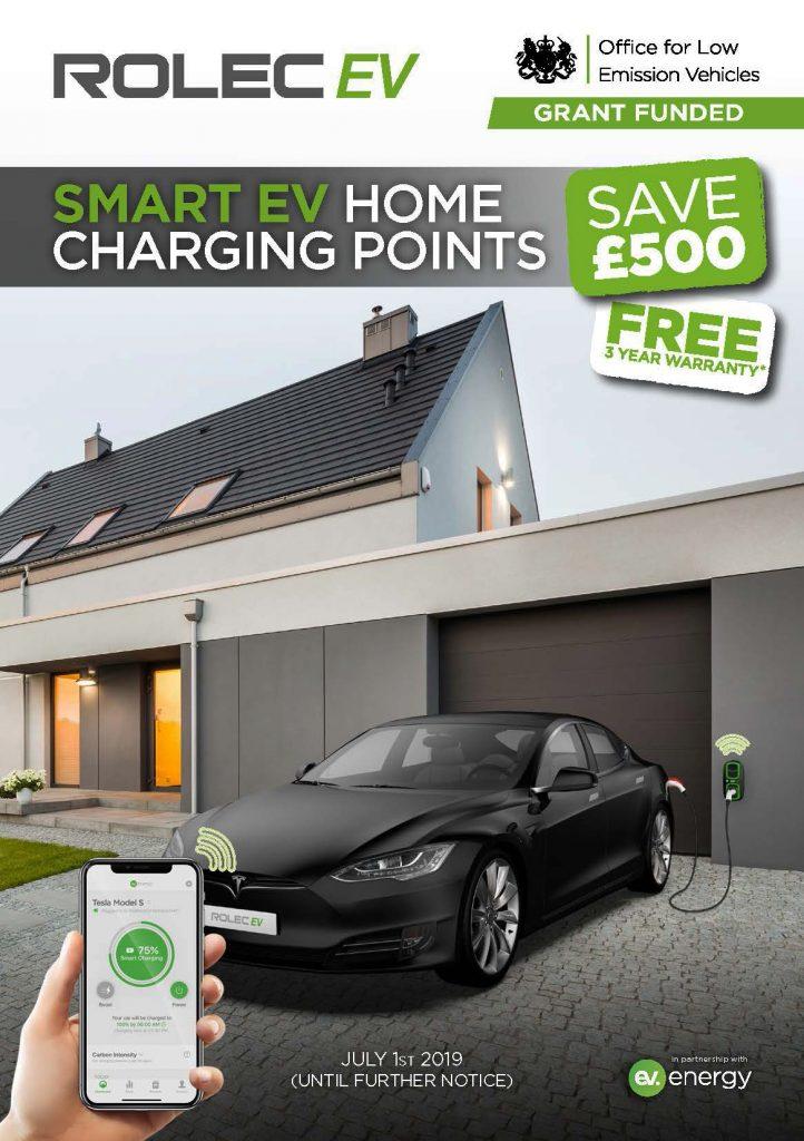 Grant Funded EV Charging