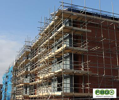 FSG Property Services Heyford Group Walton Lakes Development
