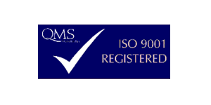 QMS Registered Icon