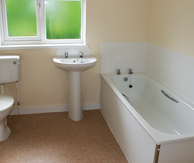 Bathroom refurbishment.