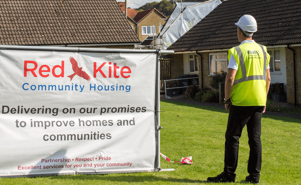 Red Kite community housing project